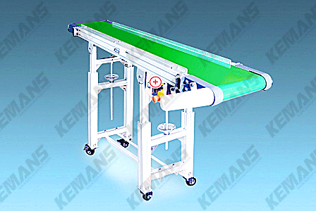Declined Belt Conveyor